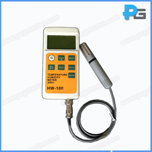 Digital Temperature and Humidity Meter