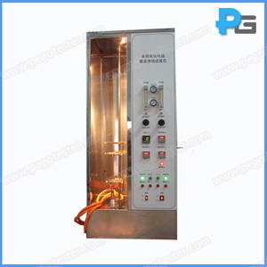 IEC60695-11-2 Single Wire & Cable Vertical Flame Tester