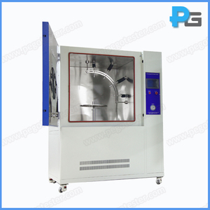 IPX9K High Temperature and High Pressure Jet Spray Test Chamber