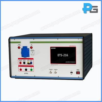 Electrial Fast Transient and Surge Generator (2 in 1)
