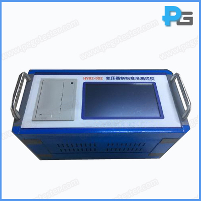 Power Transformer Winding Deformation Tester