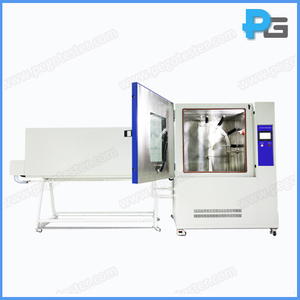 IPX6 and IPX9K High Temperature High Pressure Jetproof Test Chamber